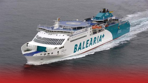 منع باخرة قادمة من فرنسا من دخول ميناء بني انصار بعد اكتشاف حالة إصابة بكورونا