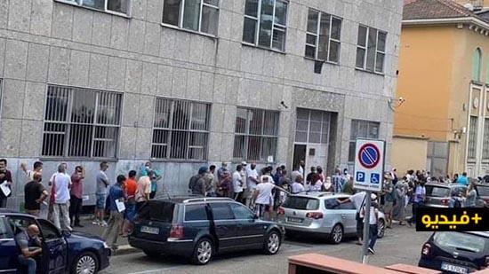 """سياسي ايطالي يصف قنصلية المغرب في ميلانو بـ""""الديسكوتيكا"""" احتجاجا على خرق تدابير التباعد الاجتماعي"""