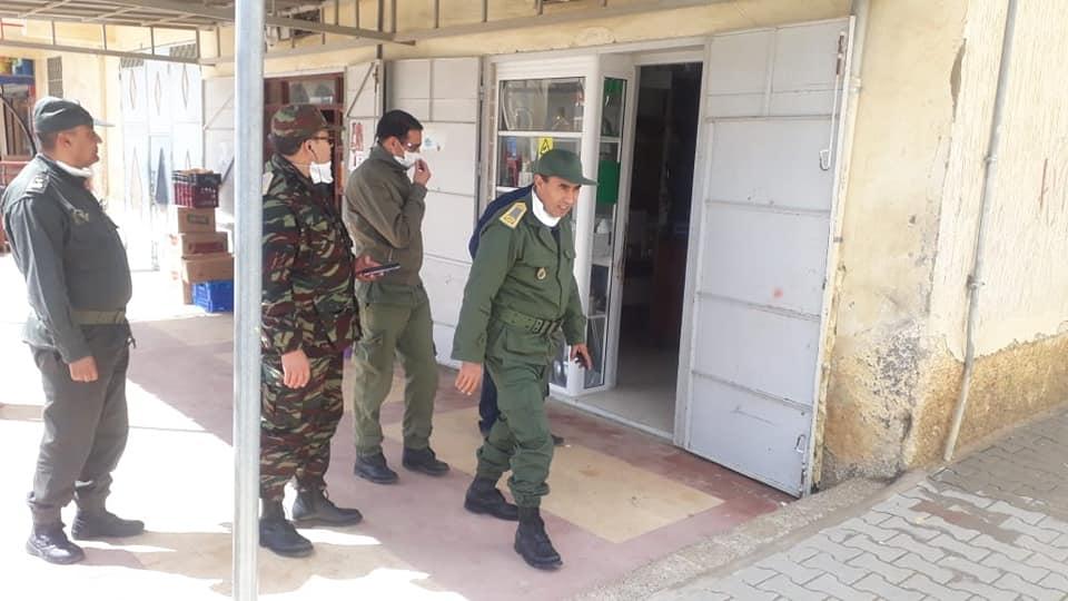فيروس كورونا يصيب عامل إقليم تازة