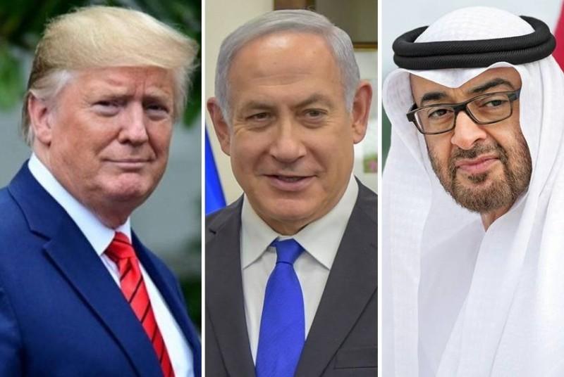 """اتفاق التطبيع الإسرائيلي الإماراتي.. ترامب يتوقّع """"انضمام"""" السعودية"""