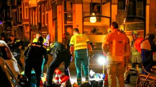 """مصرع شاب بلجيكي من أصل مغربي بطعنات سكين غادرة وسط مدينة """"اندهوفن"""" بهولندا"""