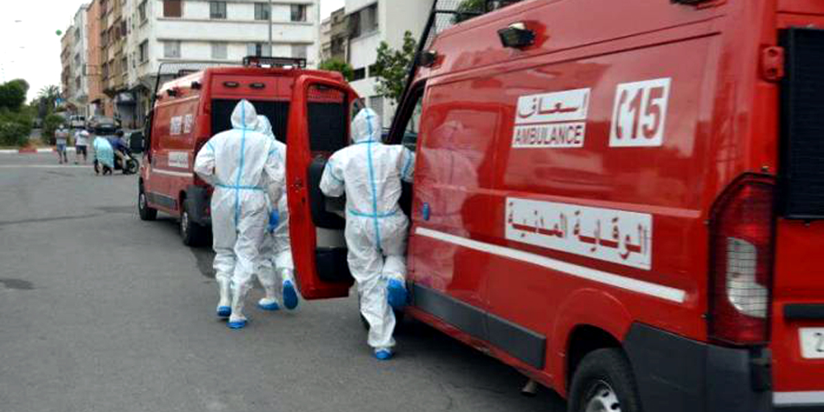 7 بالناظور .. التوزيع الجغرافي للإصابات الجديدة بفيروس كورونا في جهة الشرق