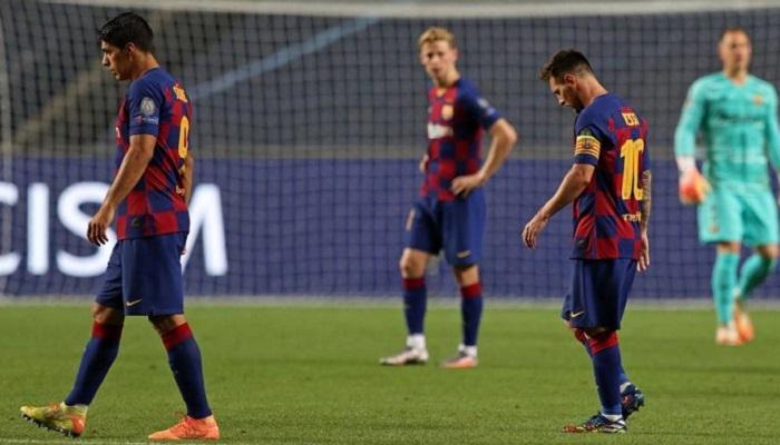 بعد ميسي.. سواريز يلمّح إلى إمكانية مغادرته برشلونة