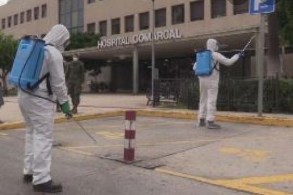 مليلية.. تسجيل 8 اصابات جديدة بفيروس كورونا والعدد يرتفع إلى 88 حالة