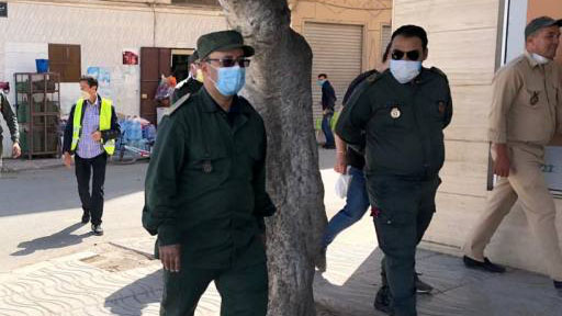 نقل باشا سلوان إلى المستشفى إثر إصابته بفيروس كورونا