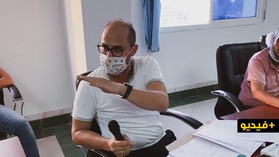 """سليمان أزواغ لـ""""كازا تيكنيك"""": فشلتم في تدبير قطاع النظافة بالناظور والأحياء الهامشية تعاني"""