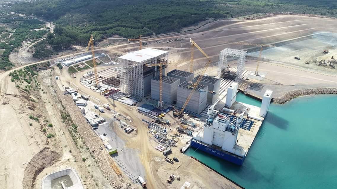 عامل الناظور يفرض حجر صحي كامل على ورش ميناء غرب المتوسط بعد تسجيل عدد من حالات كورونا