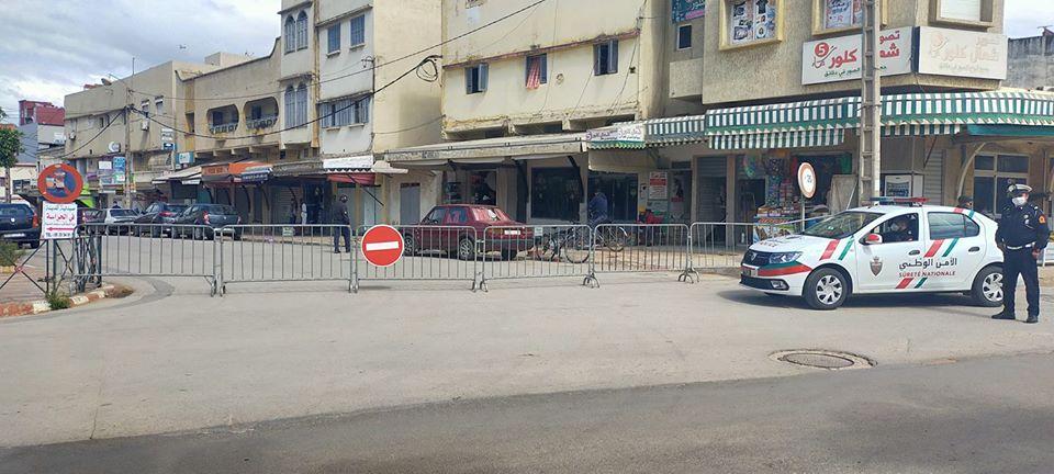 كورونا تفرض على سلطات مكناس إغلاق مجموعة من الأحياء وتغيير أوقات عمل المقاهي