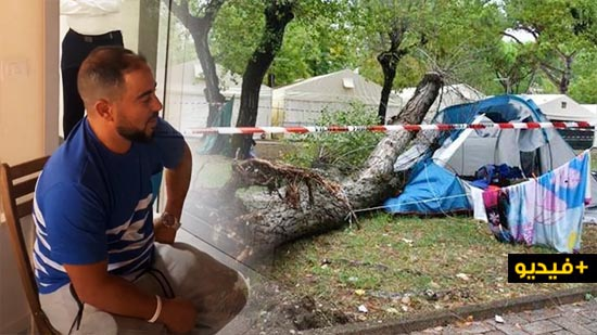 شاهدوا.. والد الطفلتين ضحيتا الشجرة بإيطاليا يحكي تفاصيل مثيرة عن الواقعة