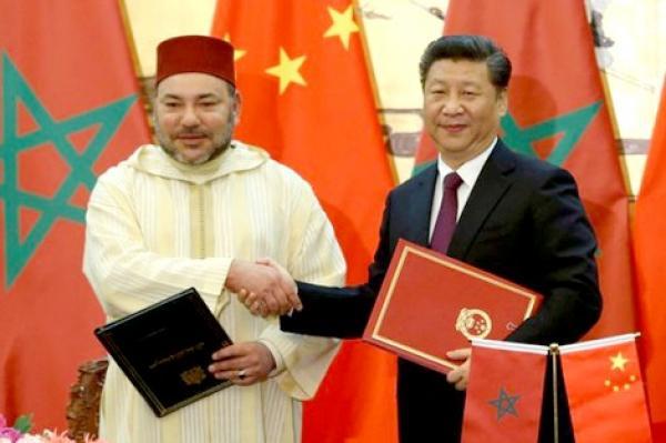 الملك محمد السادس يجري مباحثات مع الرئيس الصيني حول محاربة كورونا