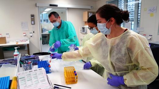 بعد الناظور.. إحداث أول مختبر للكشف عن حالات الإصابة بفيروس كورونا بالحسيمة