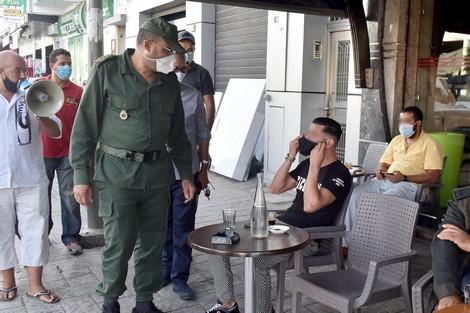 وضع الكمامة في الأماكن العامة.. مديرية الأمن تحسم الجدل