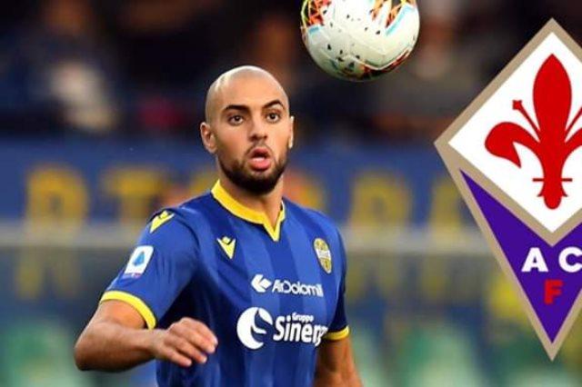 ابن الريف أمرابط يسجّل هدفا في أولى مباراته مع فريقه الجديد فيورونتينا