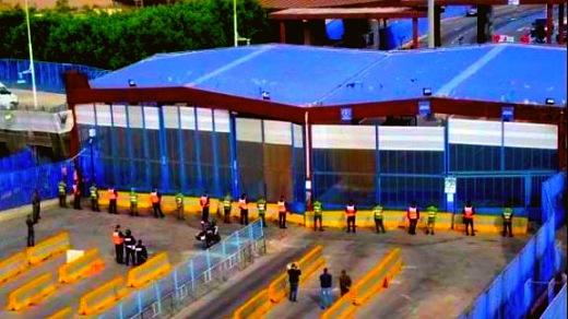 أنباء عن فتح الحدود قريبا في وجه المغاربة العالقين بمليلية المحتلة