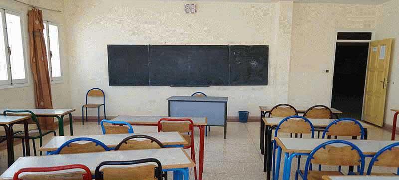 الناظور.. ظهور إصابات بكورونا في المدارس سيؤدي إلى إغلاقها فورا