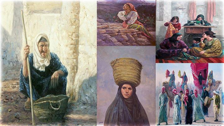 مقال جديد ضمن سلسلة التشكيل العربي المعاصر