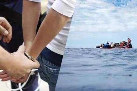 ضربة موجعة لشبكات الاتجار في البشر.. البحرية الملكية تحبط محاولتين للهجرة السرية من شاطئ أركمان