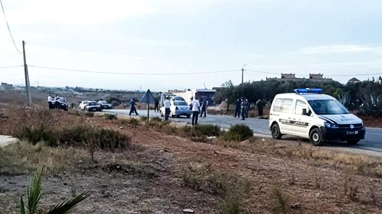 حادثة سير بين الناظور وقرية أركمان ترسل 3 أشخاص ضمنهم سيدة للمستعجلات في حالة حرجة