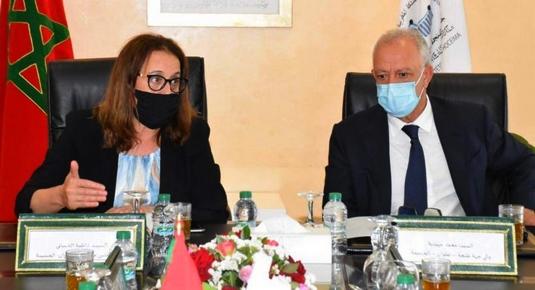 مجلس جهة طنجة الحسيمة يخصص 100 مليون درهم لمواجهة جائحة فيروس كورونا