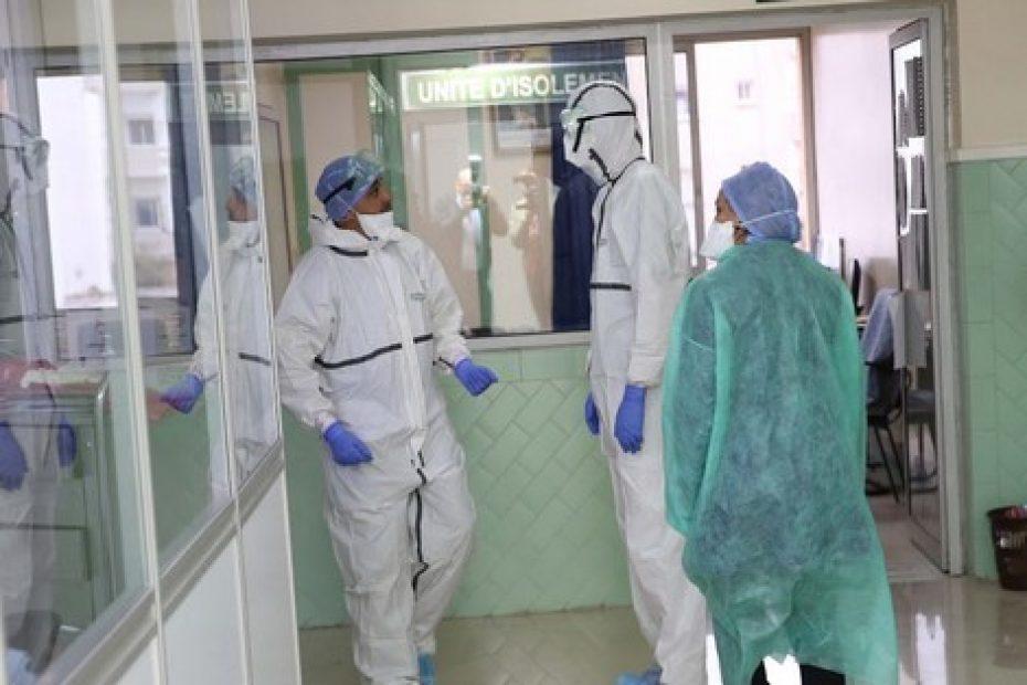 الحسيمة تسجل 30 إصابة جديدة بفيروس كورونا