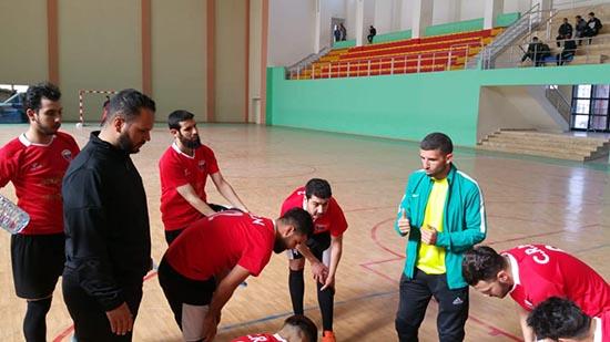 فريق الشباب الرياضي الناظوري يستغد للمباريات الإقصائية المؤهلة للقسم الوطني الثاني بوجدة