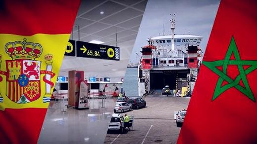 سفارة مدريد بالرباط تعلن عن رحلات بحرية جديدة بين المغرب وإسبانيا في هذا التاريخ