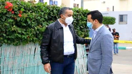 الحموشي يعزي أسرة الطفل عدنان ويؤكد على التطبيق الشديد للقانون في حق المتورطين