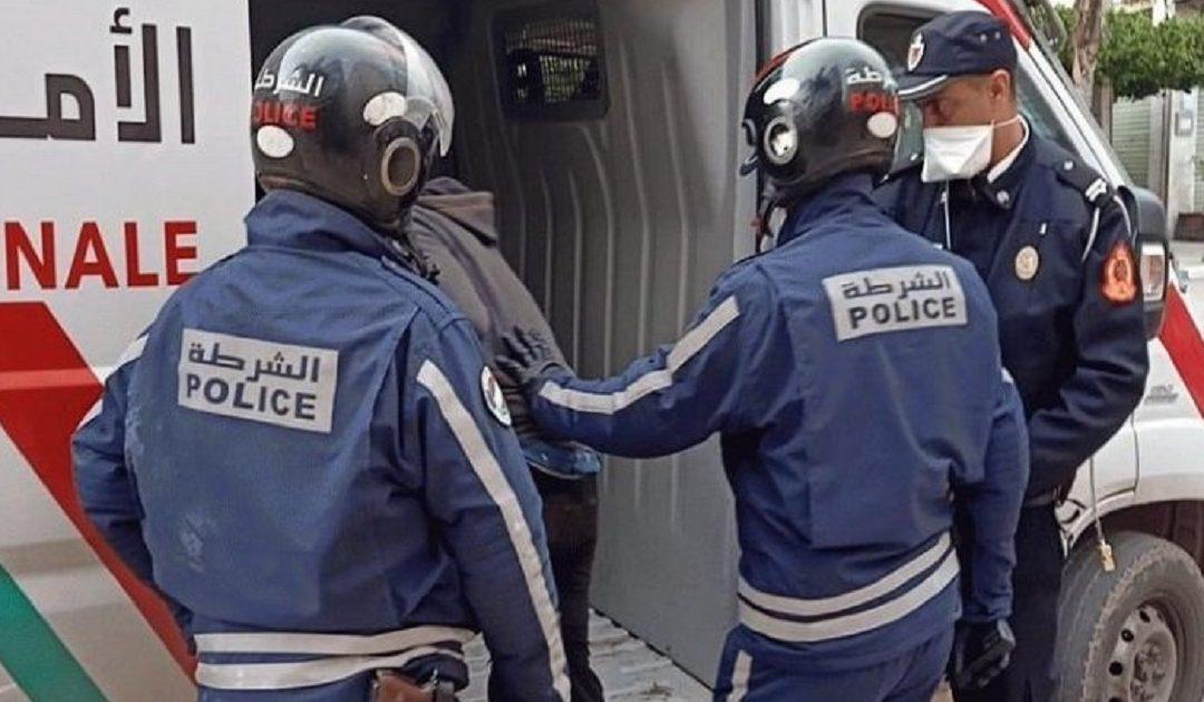 شرطة الناظور تقتحم سلوان وتوقف عضوا بشبكة لترويج المخدرات والسيارات المسروقة