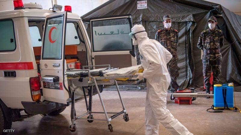 """مشكوك في إصابتهم بفيروس كورونا المستجدّ """"يهربون"""" من المستشفى"""