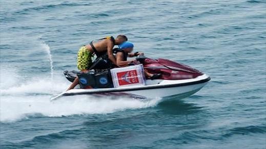 مأساة.. وفاة زوجين بسواحل مليلية بعدما ألقى بهما منظم للهجرة السرية في البحر