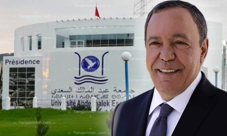 استيتو رئيسا بالنيابة لجامعة عبد المالك السعدي خلفا لرئيسها المتوفى بفيروس كورونا
