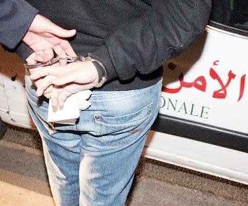 خطير.. إيقاف شخص رفقة قاصر داخل شقة بمدينة طنجة