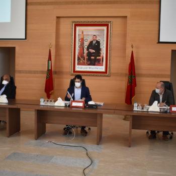 الدريوش.. مجلس الإقليم يعقد الاجتماع الثاني للدورة العادية لشتنبر ويصادق على نقط جدول أعمالها