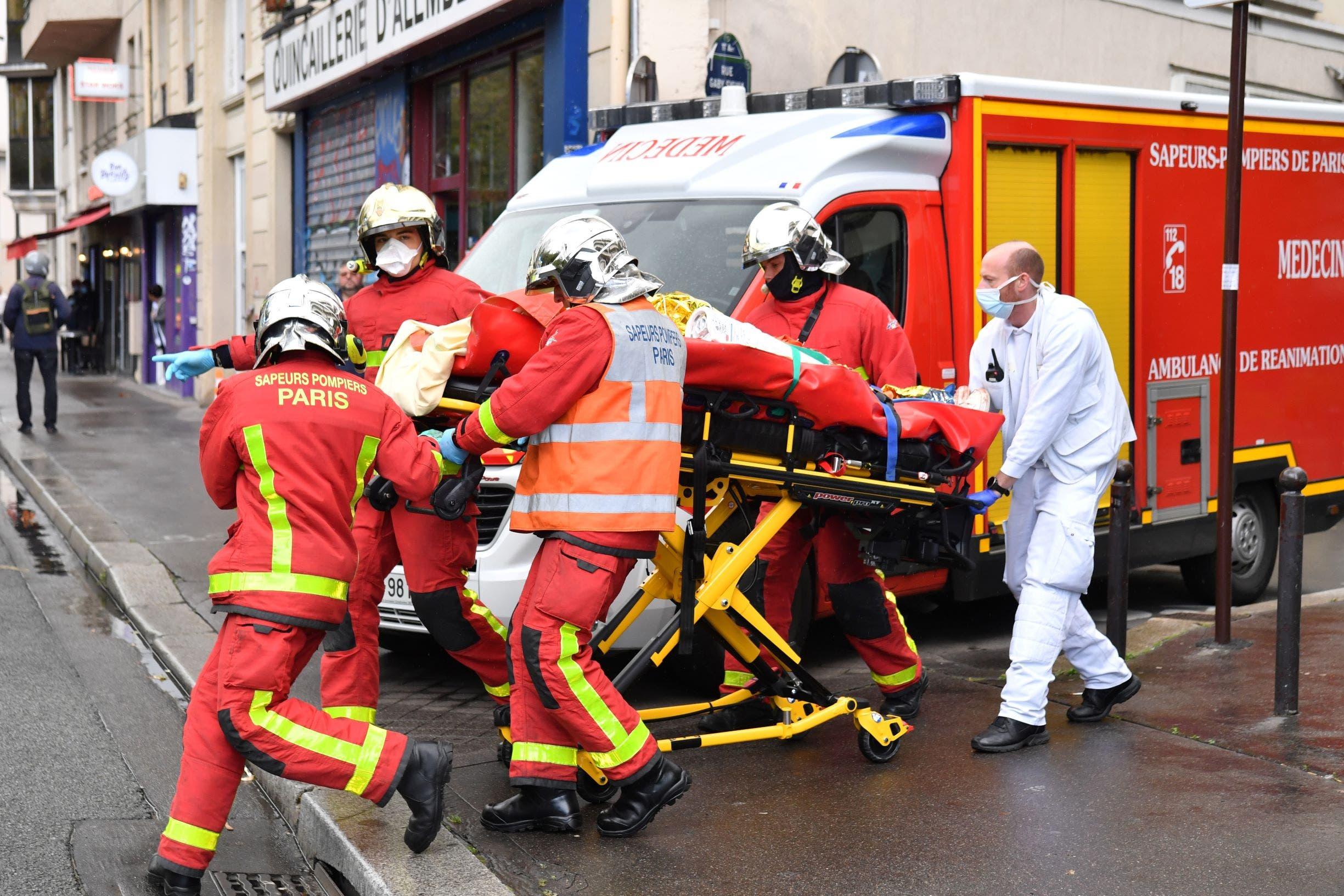 """هجوم باريس.. الفاعل يعترف بأنه كان يستهدف """"شارلي ايبدو"""""""
