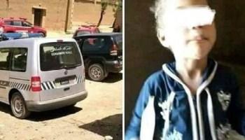 توقيف المشتبه فيه بقتل الطفلة نعيمة
