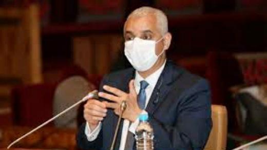 وزير الصحة: البنيات الطبية كافية ونسعى لنكون الأوائل في الحصول على لقاح فيروس كورونا