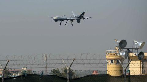 """السلطات الإسبانية تحجز طائرة """"درون"""" تستعمل في تهريب الحشيش"""