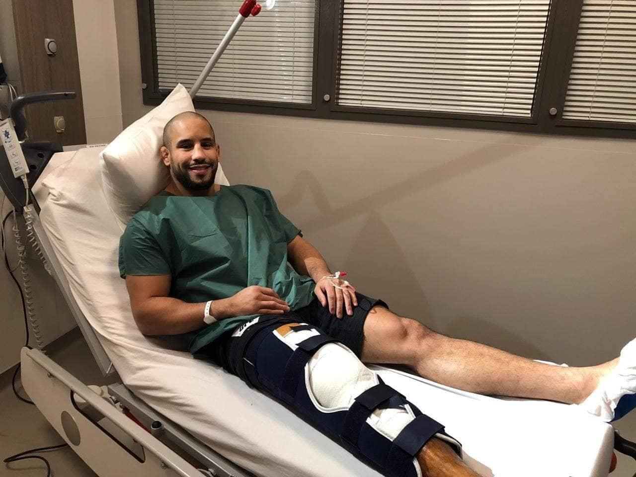 """المقاتل الريفي """"أبو زعيتر"""" يزف أخبارا سيئة لمحبيه بخصوص حالته الصحية"""