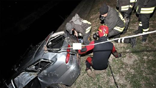 وفاة مغربيين في حادثة سير مفجعة بإيطاليا