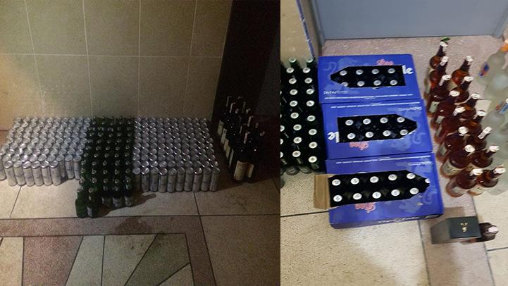 الناظور حملة على أوكار الدعارة وبيع الخمور تنتهي بتوقيف عدد من المشتبه فيهم وحجز كميات مهمة من المواد الكحولية