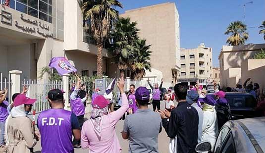 تنظيم نقابي يفضح المستور.. تعسفات وخروقات يومية يشهدها المركز الصحي للدريوش