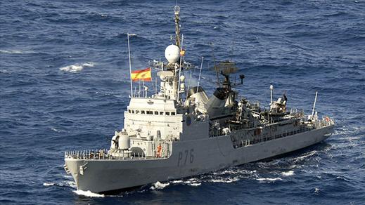 """الحبس لمسؤول عسكري إسباني عرض جنديا لإعتداء """"جنسي"""" على متن باخرة عسكرية قبالة ساحل الحسيمة"""