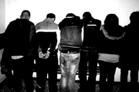 النيابة العامة تحيل 11 شخصا على قاضي التحقيق يشتبه تورطهم في تكوين عصابة إجرامية