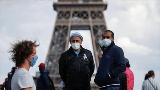 بعد تسجيل عدد كبير من الإصابات.. فرنسا تضع باريس في حالة تأهب قصوى