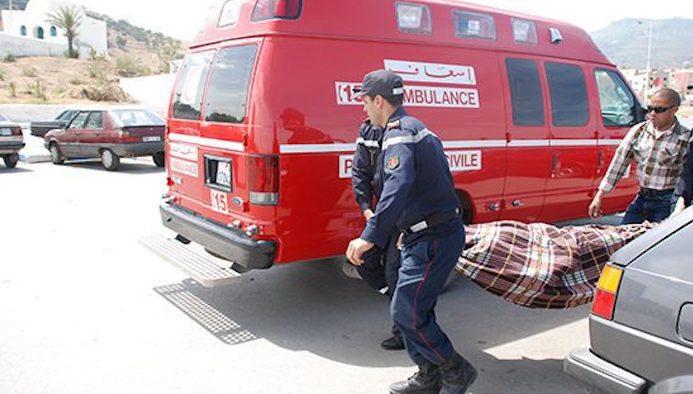 قتيلان ومصابان في حالة حرجة إثر حادثة سير مروعة في الحسيمة
