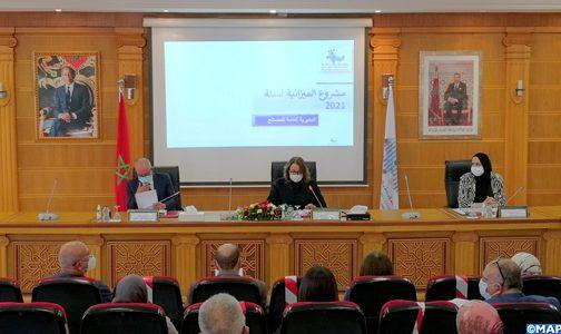 """مجلس جهة الشمال ووزارة التضامن يدعمان برنامج """"جهات ناهضة"""" للتأهيل والتمكين الاقتصادي للنساء"""
