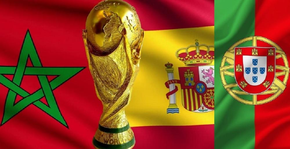 """بعدما """"تخلّت"""" عنه إسبانيا والبرتغال.. """"تبخّر"""" حلم المغرب بالترشيح الثلاثي لمونديال 2030"""
