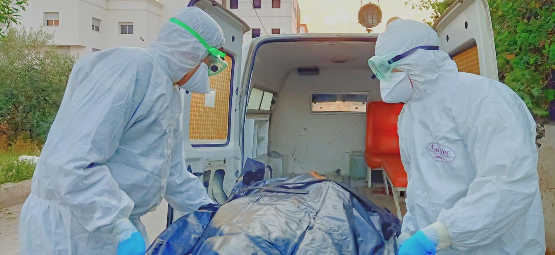 مأساة.. وفاة شخصين بفيروس كورونا المستجد في الناظور