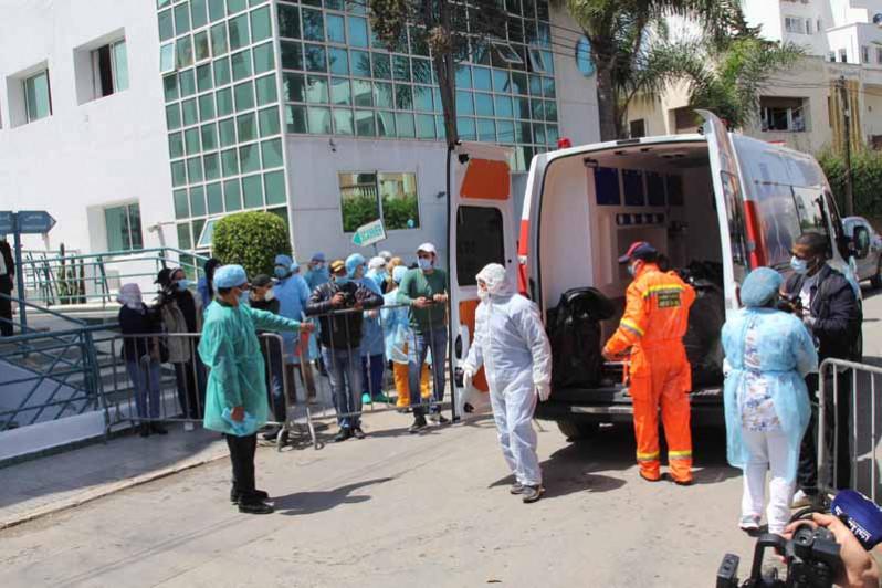 """في حصيلة """"ثقيلة"""".. تسجيل 3443 إصابة جديدة بفيروس كورونا بالمغرب خلال 24 ساعة"""