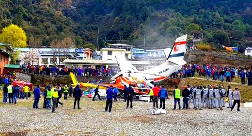 فاجعة بفرنسا.. اصطدام طائرتين سياحيتين يتسبب في وفاة جميع الركاب